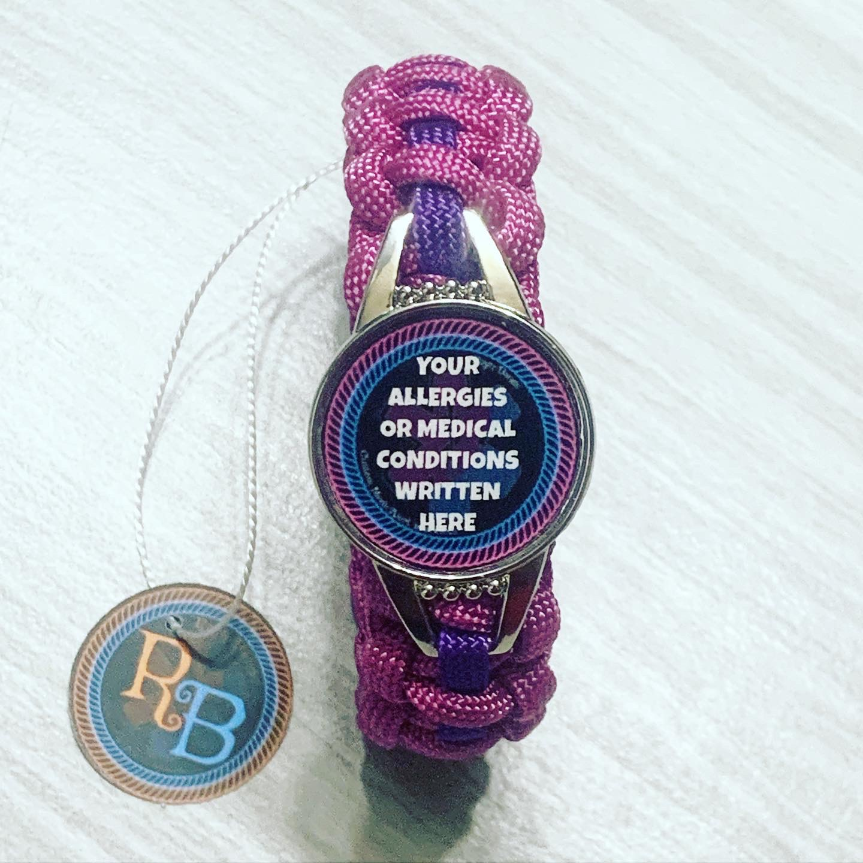 Allergy/Medical Bracelets